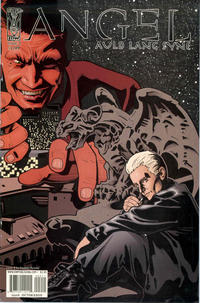 Cover Thumbnail for Angel: Auld Lang Syne (IDW, 2006 series) #2 [Cover B]