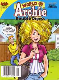 Cover Thumbnail for World of Archie Double Digest (Archie, 2010 series) #11