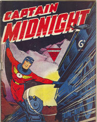 Cover Thumbnail for Captain Midnight (L. Miller & Son, 1950 series) #102