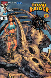 Cover Thumbnail for Tomb Raider: The Series (Image, 1999 series) #5 [Dynamic Forces Gold Foil Variant]