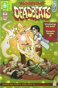 Cover Thumbnail for Deadbeats (Claypool Comics, 1993 series) #74