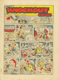 Cover Thumbnail for Knockout (Amalgamated Press, 1939 series) #381