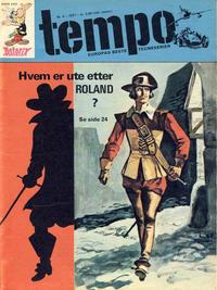 Cover Thumbnail for Tempo (Hjemmet / Egmont, 1966 series) #4/1971
