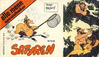 Cover Thumbnail for Satyren (Nordisk Forlag, 1975 series)
