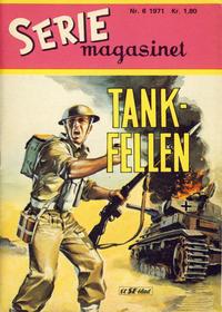 Cover Thumbnail for Seriemagasinet (Serieforlaget / Se-Bladene / Stabenfeldt, 1951 series) #6/1971