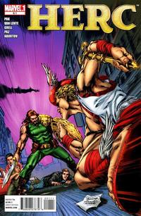 Cover Thumbnail for Herc (Marvel, 2011 series) #6.1