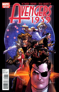 Cover Thumbnail for Avengers 1959 (Marvel, 2011 series) #1