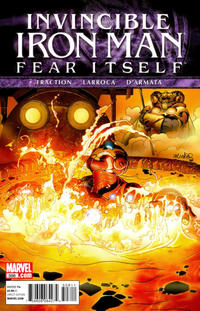 Cover Thumbnail for Invincible Iron Man (Marvel, 2008 series) #508