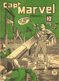 Cover Thumbnail for Captain Marvel Comics (Anglo-American Publishing Company Limited, 1942 series) #v3#7