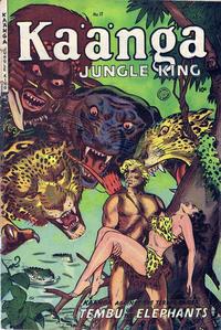 Cover Thumbnail for Ka'a'nga (Superior Publishers Limited, 1952 series) #17