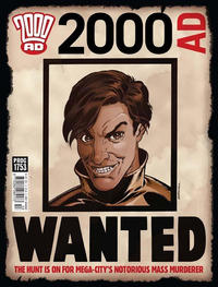 Cover Thumbnail for 2000 AD (Rebellion, 2001 series) #1753