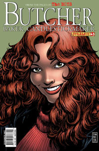 Cover Thumbnail for The Boys: Butcher, Baker, Candlestickmaker (Dynamite Entertainment, 2011 series) #3