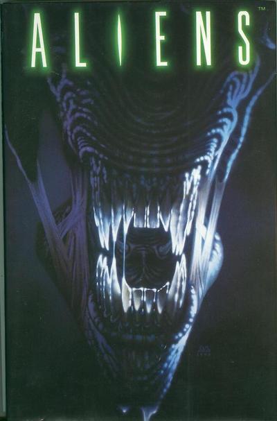 Cover for Aliens (Dark Horse, 1990 series) #2