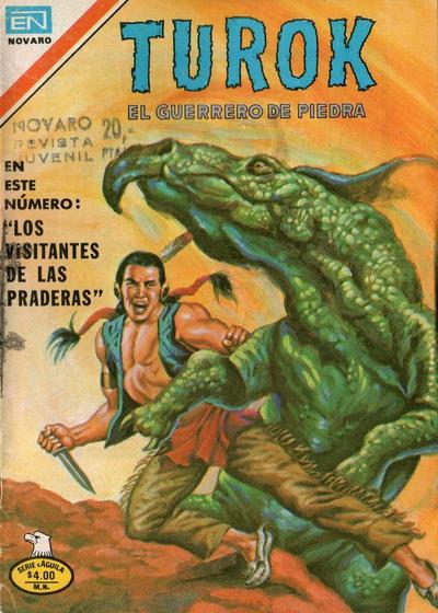 Cover for Turok (Editorial Novaro, 1969 series) #191