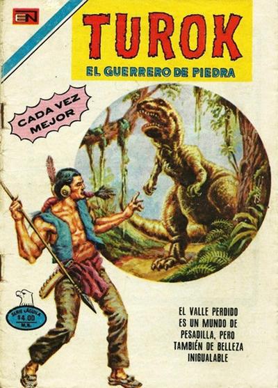 Cover for Turok (Editorial Novaro, 1969 series) #183