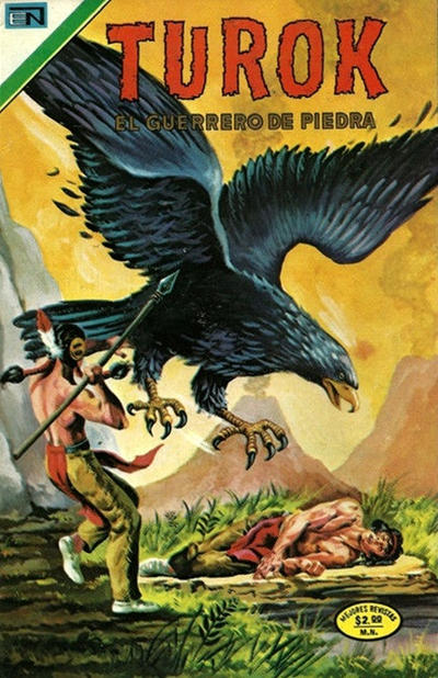Cover for Turok (Editorial Novaro, 1969 series) #62
