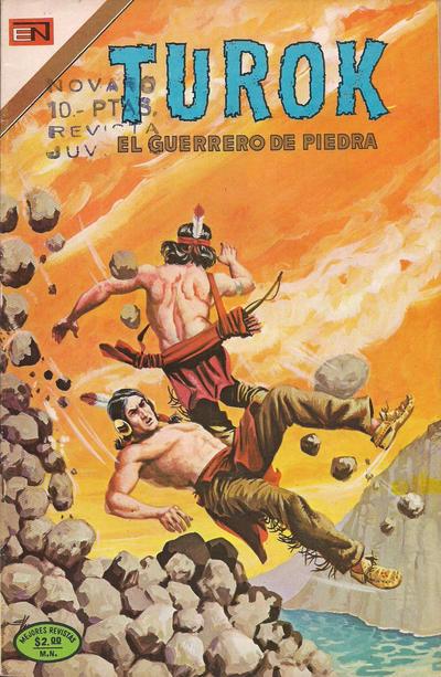 Cover for Turok (Editorial Novaro, 1969 series) #65