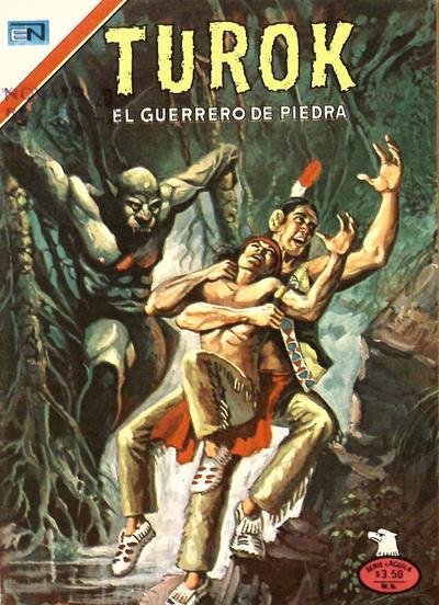 Cover for Turok (Editorial Novaro, 1969 series) #136