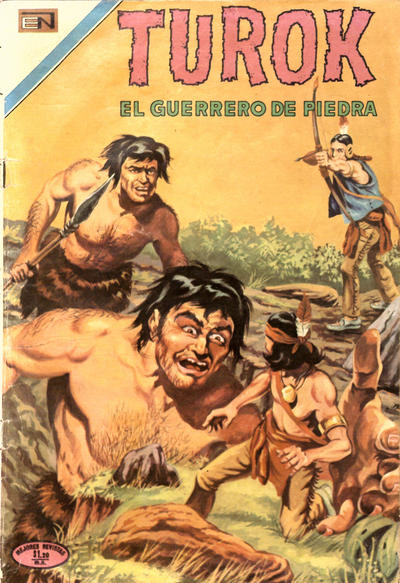 Cover for Turok (Editorial Novaro, 1969 series) #29