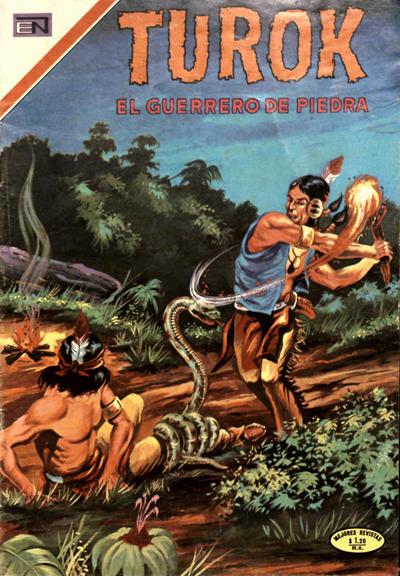 Cover for Turok (Editorial Novaro, 1969 series) #28