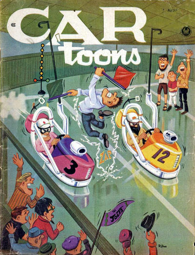 Cover for CARtoons (Petersen Publishing, 1961 series) #18