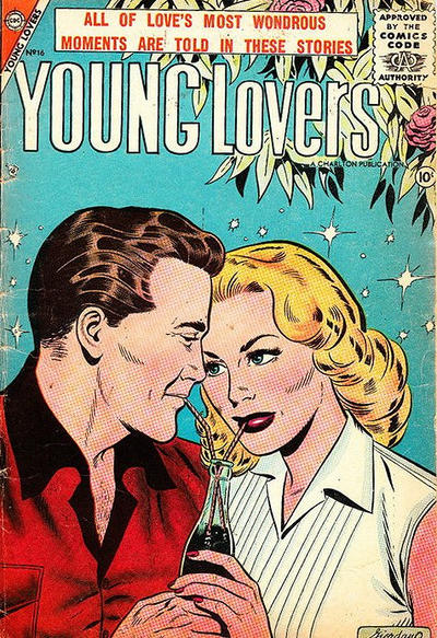 Cover for Young Lovers (Charlton, 1956 series) #16