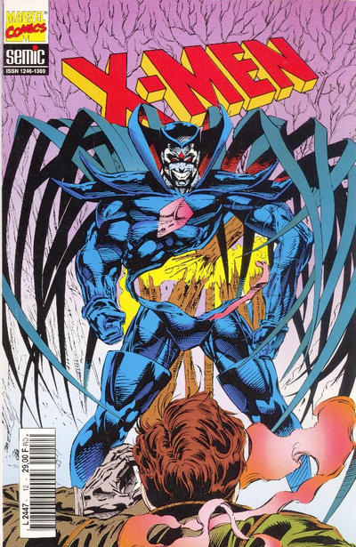 Cover for X-Men (Semic S.A., 1992 series) #12