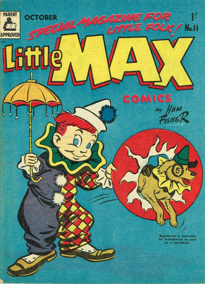 Cover for Little Max Comics (Magazine Management, 1955 series) #11