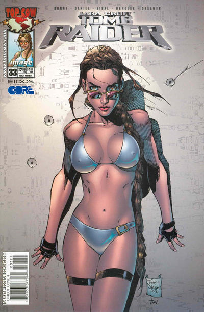 Cover for Tomb Raider: The Series (Image, 1999 series) #33