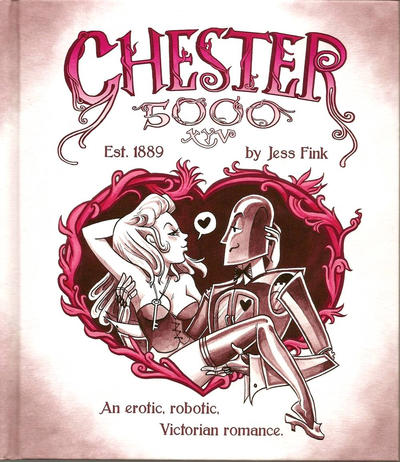 Cover for Chester 5000 XYV (Top Shelf, 2011 series)