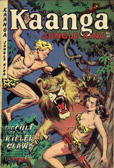 Cover for Ka'a'nga (Superior Publishers Limited, 1952 series) #20