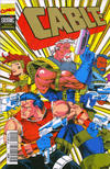 Cover for Cable (Semic S.A., 1994 series) #2