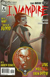 Cover for I, Vampire (DC, 2011 series) #2