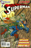 Cover for Superman (DC, 2011 series) #2 [Direct Sales]
