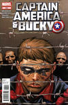 Cover for Captain America and Bucky (Marvel, 2011 series) #623