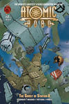 Cover for Atomic Robo and the Ghost of Station X (Red 5 Comics, Ltd., 2011 series) #2