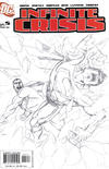 Cover Thumbnail for Infinite Crisis (2005 series) #5 [2nd Print Sketch Variant]
