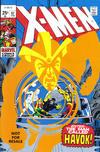 Cover for X-Men No. 97 [Marvel Legends Reprint] (Marvel, 2005 series)