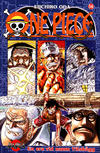 Cover for One Piece (Bonnier Carlsen, 2003 series) #58