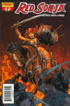 Cover Thumbnail for Red Sonja (2005 series) #9 [Mike Perkins Cover]