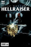 Cover for Clive Barker's Hellraiser (Boom! Studios, 2011 series) #4