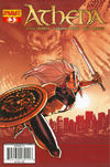 Cover Thumbnail for Athena (2009 series) #3 [Cover A Paul Renaud]