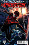 Cover for Ultimate Comics Spider-Man (Marvel, 2011 series) #1 [Sara Pichelli Variant Cover]