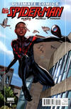 Cover for Ultimate Comics Spider-Man (Marvel, 2011 series) #1 [Miles Unmasked]