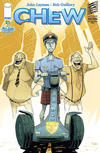 Cover for Chew (Image, 2009 series) #21
