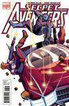 Cover for Secret Avengers (Marvel, 2010 series) #16 [Jamie McElvie Cover]