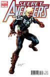 Cover Thumbnail for Secret Avengers (2010 series) #17 [Architect Variant]