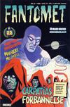 Cover for Fantomet (Semic, 1976 series) #8/1988
