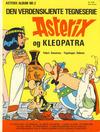 Cover for Asterix (Hjemmet / Egmont, 1969 series) #2 - Asterix og Kleopatra [2. opplag]