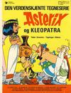 Cover for Asterix (Hjemmet / Egmont, 1969 series) #2 - Asterix og Kleopatra [3. opplag]